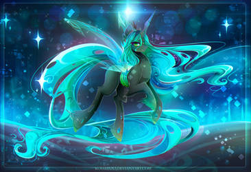 Chrysalis by Koveliana