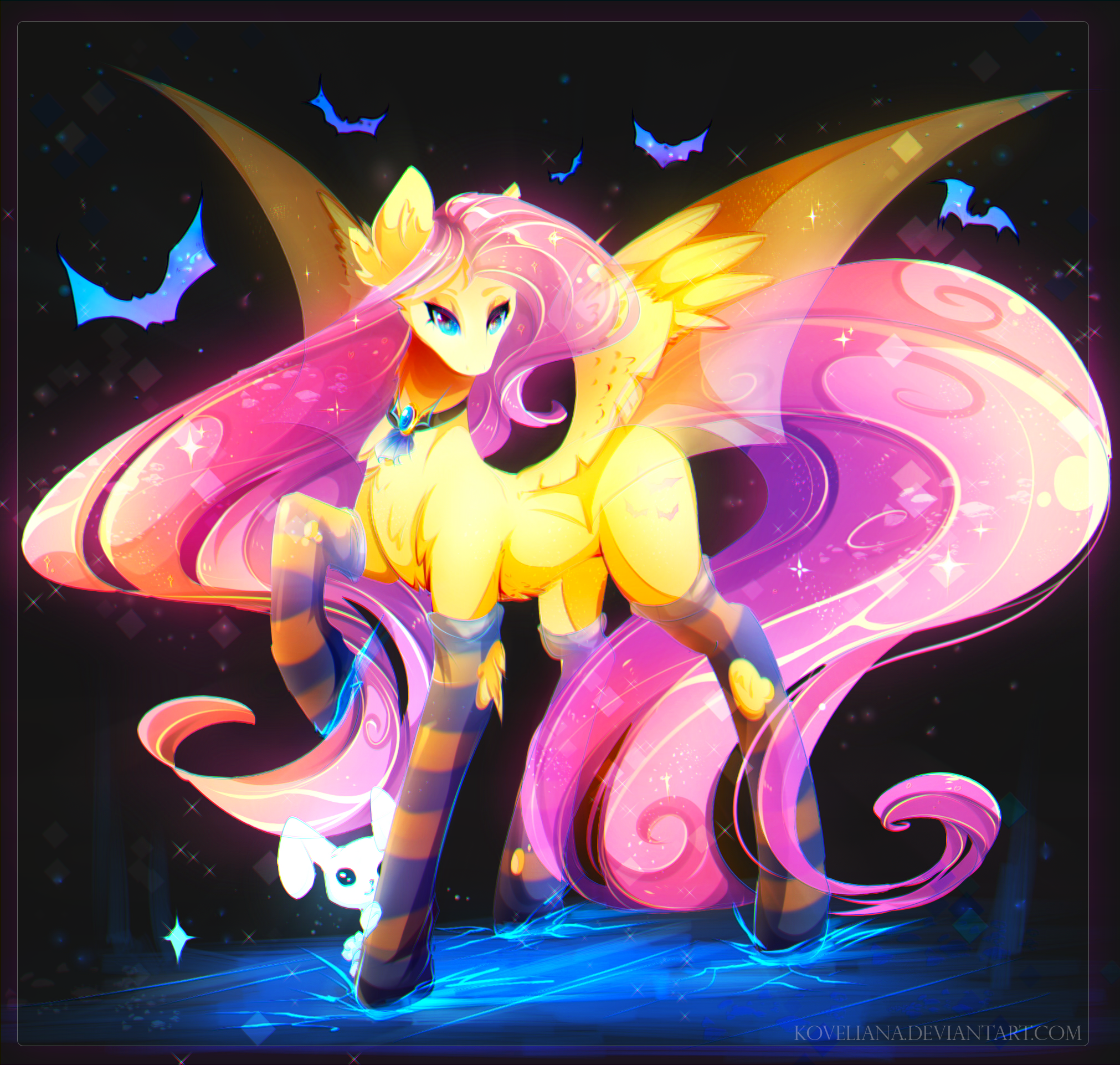 The Big ImageBoard (TBIB) - 2015 angel (mlp) bat bat wings ...
