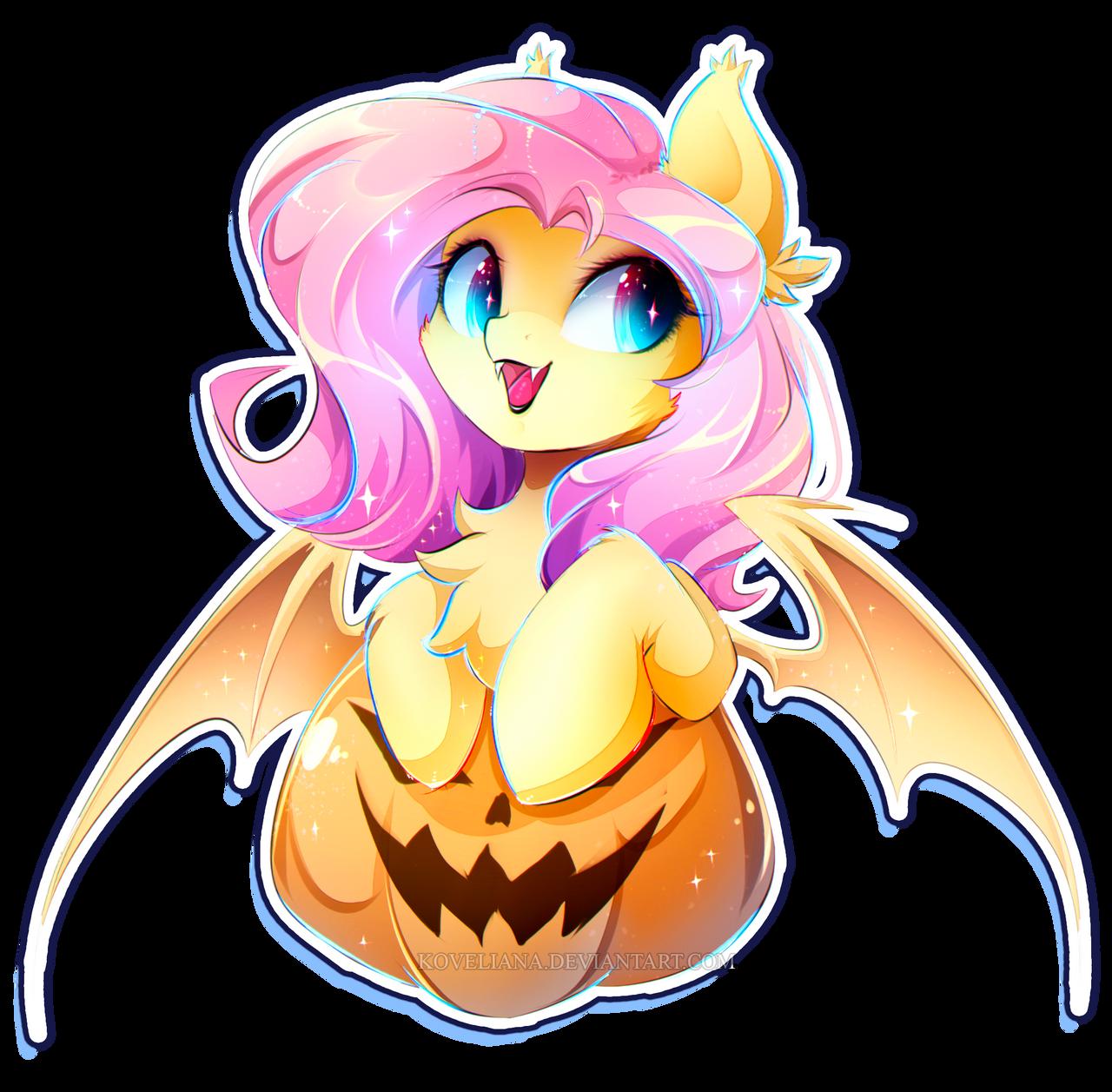 FlutterBat by Koveliana