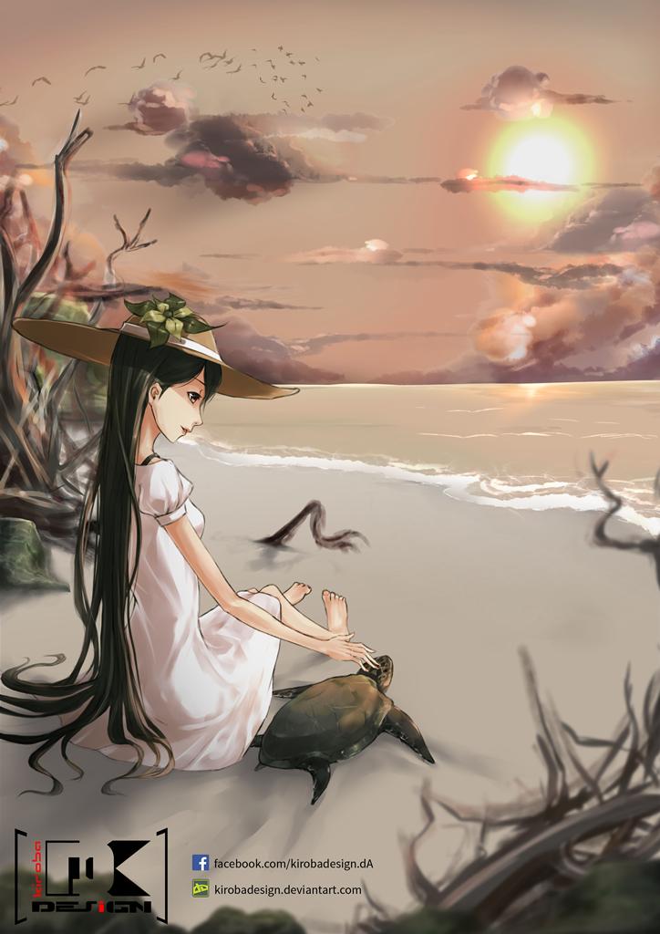 CM2016 - Gadis Penyu by kiroba999
