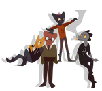 NITW: Mae and The Gang.