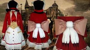 Alice Madness Returns Late but Lucky Cosplay by sugee7