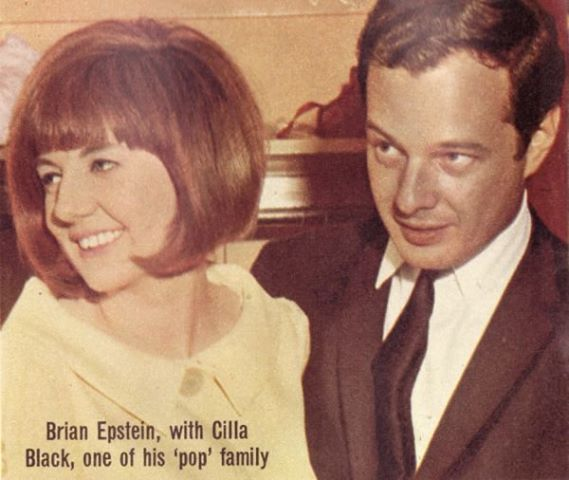 brian epstein and cilla black relationship forums