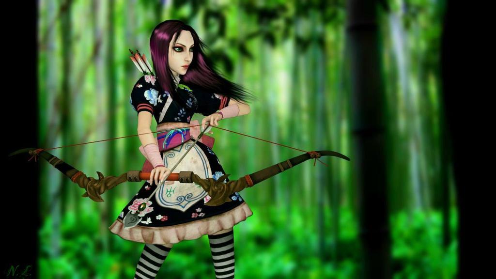 hunter by NickiLiddell006