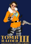 Tomb Rider 3 by NickiLiddell006