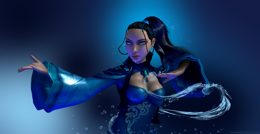 water by NickiLiddell006