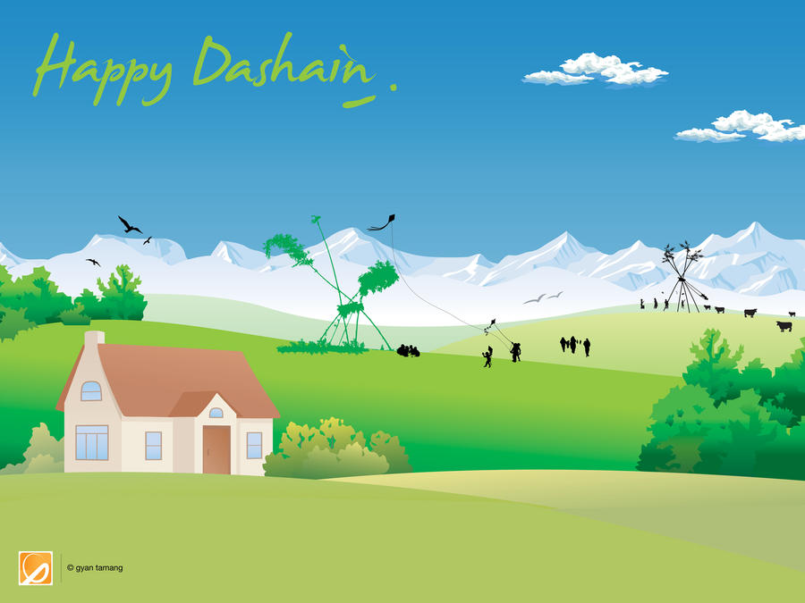 Greetings for dashain tihar by gyanlo101 on deviantart greetings for dashain tihar by gyanlo101 m4hsunfo