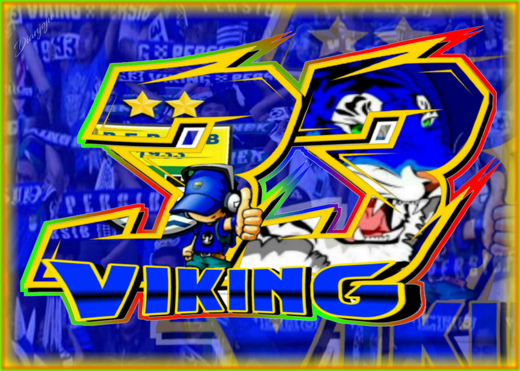 Viking persib by dianjoju on DeviantArt