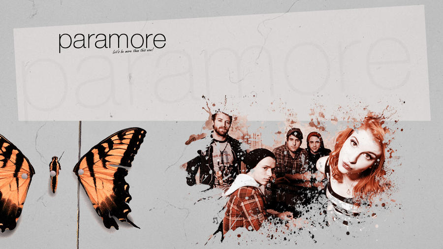 Paramore Wallpaper By Catgirl93