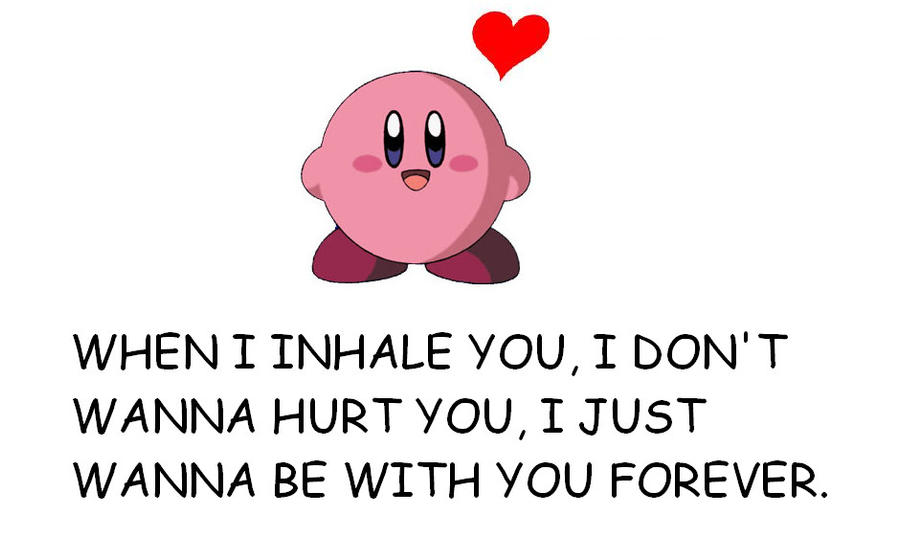 made with kirby love