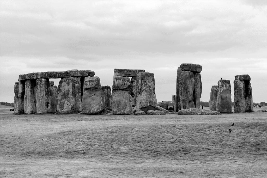 Stonehenge by rattino