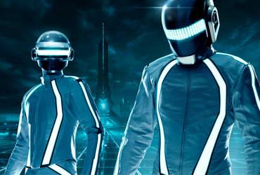 Daft Punk On TRON