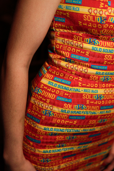 Wilco Dress: Closeup by Criddlebee