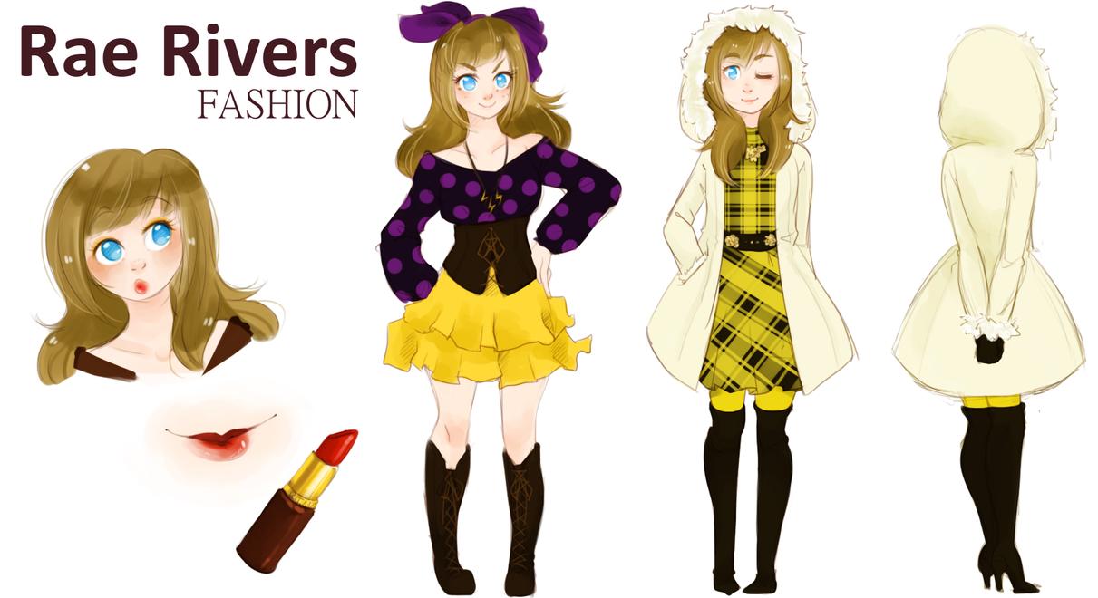 Rae Fashion - CU! Precure by voicelesss