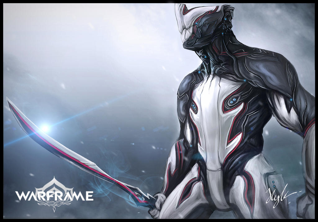 Warframe: Excalibur by kylexy8835