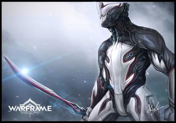 Warframe: Excalibur by KaizerChang