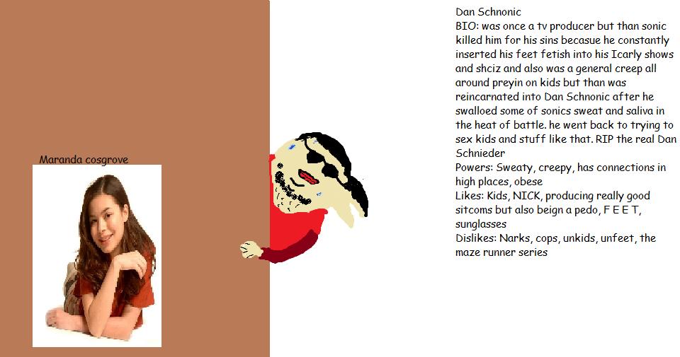 Dan Schnonic by Sonic-luver-84