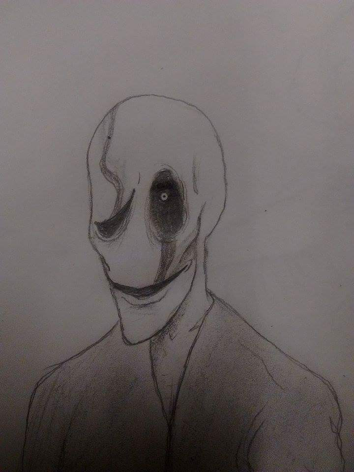 W.D. Gaster sketch (Undertale) by ARC9652