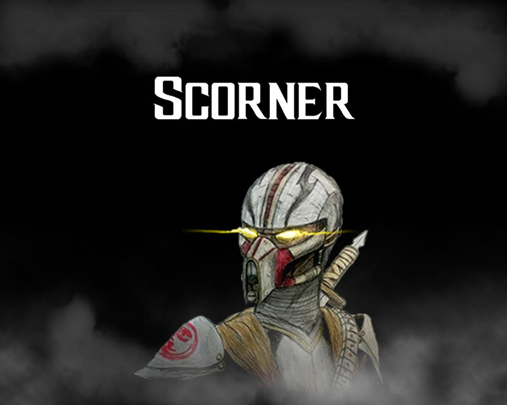 Scorner: the predator of Outworld by ARC9652