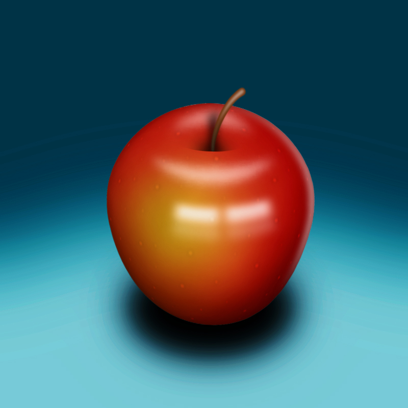 Apple by Morfex