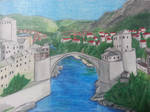 Stari Most by BojanP