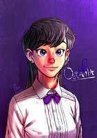 Octavia by kojangee