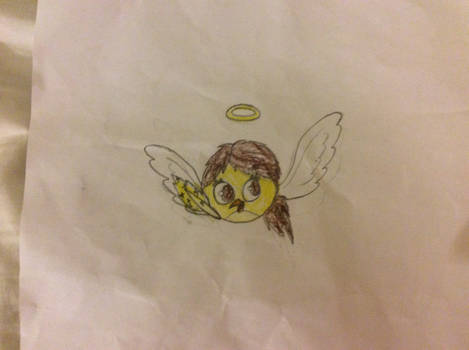 Angry birds epic Illa the angel bird