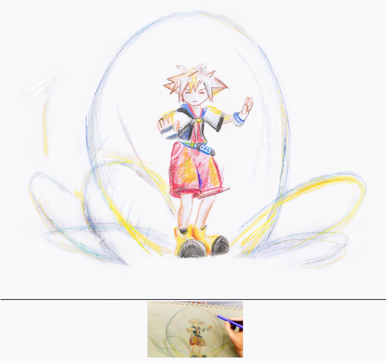 KH: Namine's Artwork by Wahl-Von-Lugacki on DeviantArt