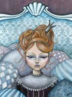 Princess and the pea by staje