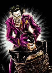 Jokers dream come true color