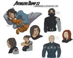 Avengers Dump 22