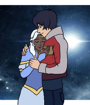 Keith and Allura