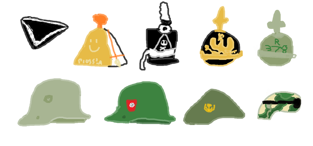 Histroy of German Hats by spencerbt123