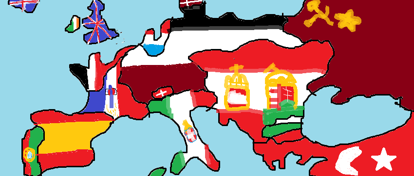 If The Central Powers win WW1 by spencerbt123