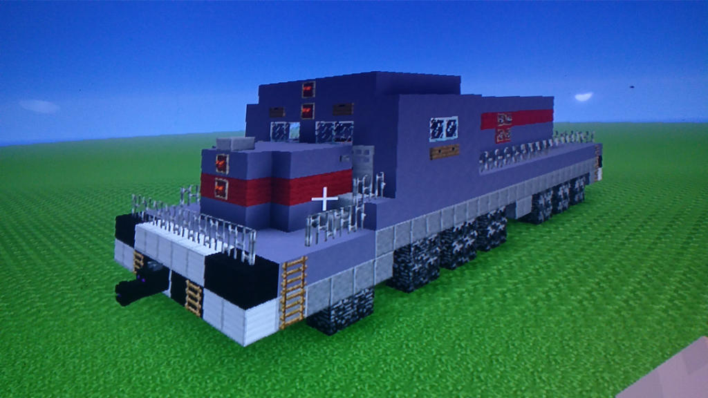SCL3618 In Minecraft. by spencerbt123