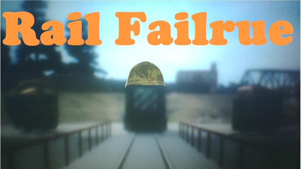 Rail Failure. by spencerbt123