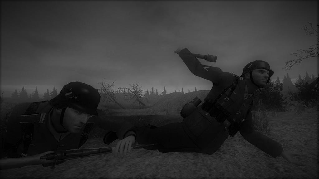 GMOD : 2 Germans on a Hill. by spencerbt123