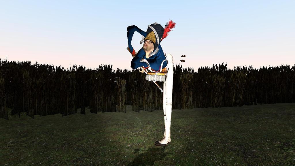 A Funny CreappyPasta/MEME : Broken Tall Soldier. by spencerbt123