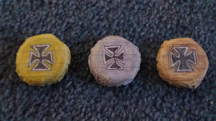 The Iron Cross Coins