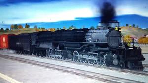 Union Pacific Big Boy 4006