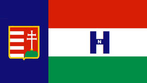 The State Of Hungarian Northern Flag