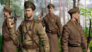 Tannenberg Characters : Latvian Riflemen Level 1