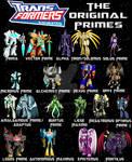 Transformers Animated - The Original Primes