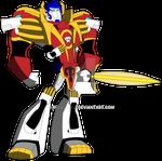 Transformers Animated - Leo Prime