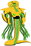 Transformers Animated - Orphios Prime (Serpentor)