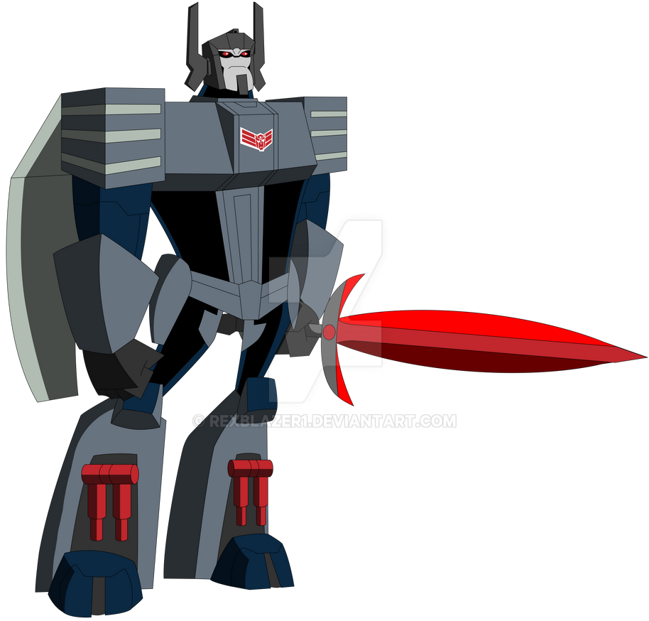 Transformers Animated Fortress Maximus By Rexblazer1 On Deviantart
