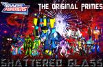 Transformers Animated - The Original Primes (SG)