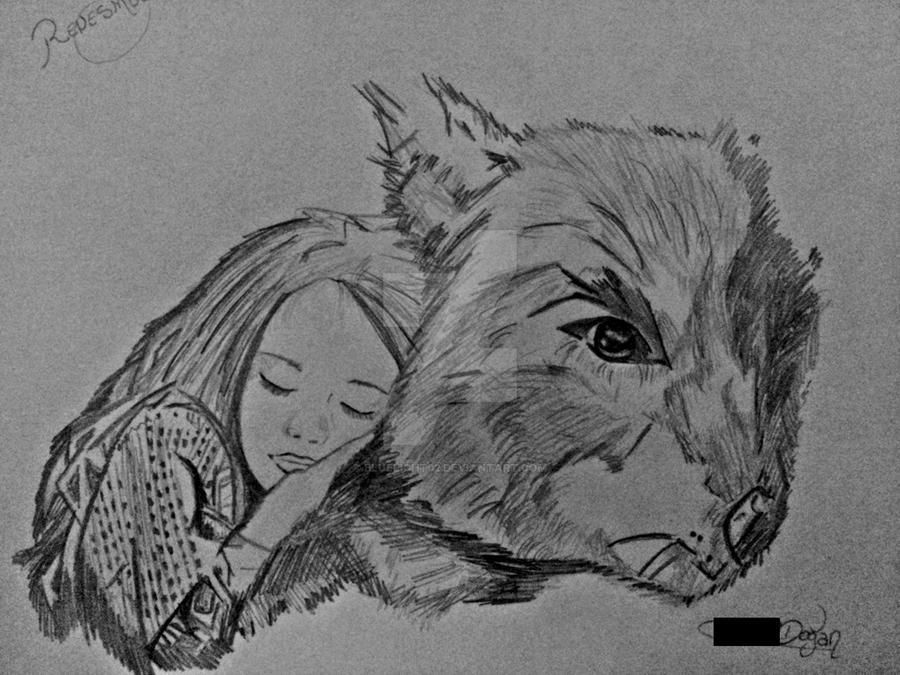 Renesmee Cullen x Jacob Black by Bluelight02 on DeviantArt