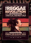 Reggae Poster Template Vol. 5