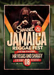 Reggae Poster Template Vol. 6